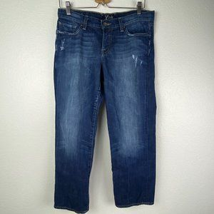 Lucky Brand Bartlett Sweet N Low Ankle Crop Jeans